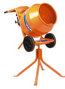 Belle Mini Mix 150 Concrete Mixer