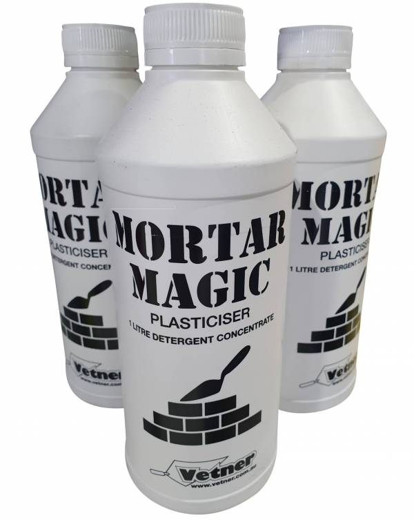 Mortar Magic Plasterciser