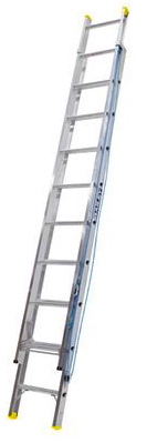 Bailey 3.0 - 5.2m 150kg Pro 10 Aluminium Extension Ladder | Bailey 3.0 - 5.2m 150kg Pro 10 Aluminium Extension Ladder | Bailey 3.0 - 5.2m 150kg Pro 10 Aluminium Extension Ladder