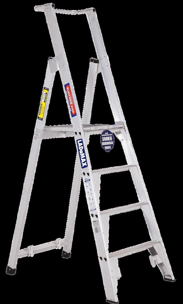 "Ladamax 150KG 4 Step Platform Ladder (G) - 4"" (1.2m) | Ladamax 150KG 4 Step Platform Ladder (G) - 4"" (1.2m) | Ladamax 150KG 4 Step Platform Ladder (G) - 4"" (1.2m) | Ladamax 150KG 4 Step Platform Ladder (G) - 4"" (1.2m) | Ladamax 150KG 4 Step Platform Ladder (G) - 4"" (1.2m)"