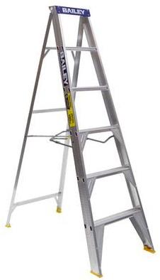 Bailey Professional 150kg Single Sided Ladder 6' (1.8m) | Bailey Professional 150kg Single Sided Ladder 6' (1.8m) | Bailey Professional 150kg Single Sided Ladder 6' (1.8m) | Bailey Professional 150kg Single Sided Ladder 6' (1.8m) | Bailey Professional 150kg Single Sided Ladder 6' (1.8m)