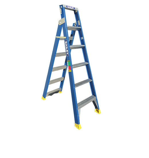 Bailey Fibreglass Dual Purpose Ladder with Tree and Pole Support - 150 KG Industrial Rated | Bailey Fibreglass Dual Purpose Ladder with Tree and Pole Support - 150 KG Industrial Rated | Bailey Fibreglass Dual Purpose Ladder with Tree and Pole Support - 150 KG Industrial Rated | Bailey Fibreglass Dual Purpose Ladder with Tree and Pole Support - 150 KG Industrial Rated | Bailey Fibreglass Dual Purpose Ladder with Tree and Pole Support - 150 KG Industrial Rated | Bailey Fibreglass Dual Purpose Ladder with Tree and Pole Support - 150 KG Industrial Rated