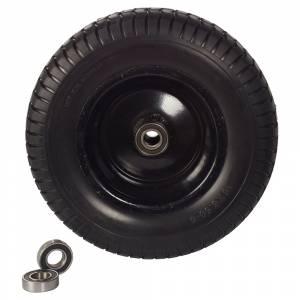 Easymix Wide Flat Free Tyre & Wheel