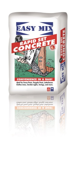 Easy Mix Rapid Set Concrete