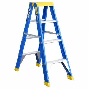 Bailey RFDS Fibreglass 150kg Ladder | Bailey RFDS Fibreglass 150kg Ladder | Bailey RFDS Fibreglass 150kg Ladder