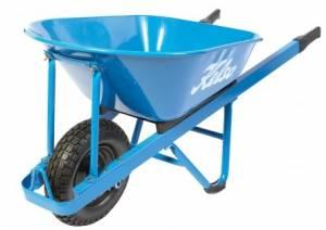 Kelso 100L Pro Trade Steel Tray Wheelbarrow