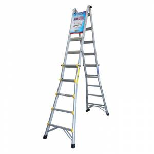 Telescopic and Stairway Step Ladders