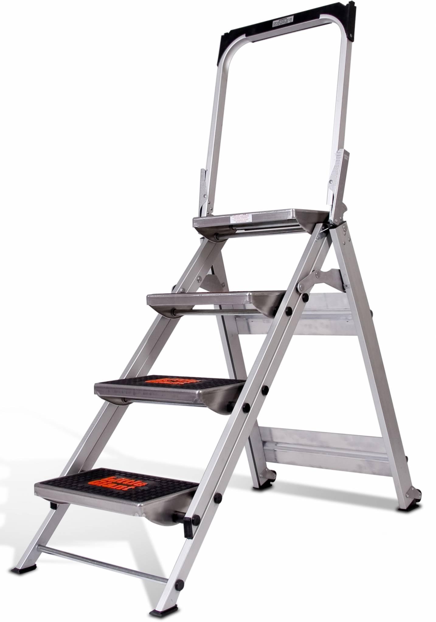 Little Giant Safety 4 Step Ladder Vetner