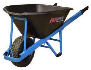Easymix Heavy Duty Poly Wheelbarrow